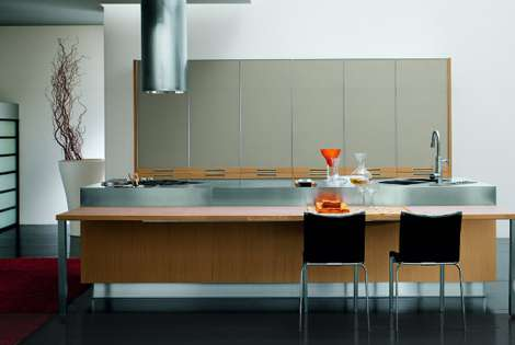 Sleek Italian Kitchens