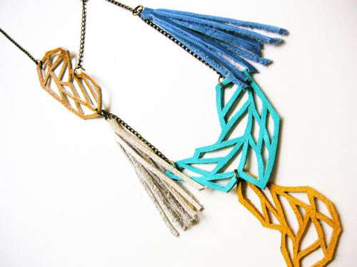 Geometric Tribal Accessories