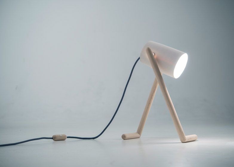 Adorable Anthropomorphic Lamps