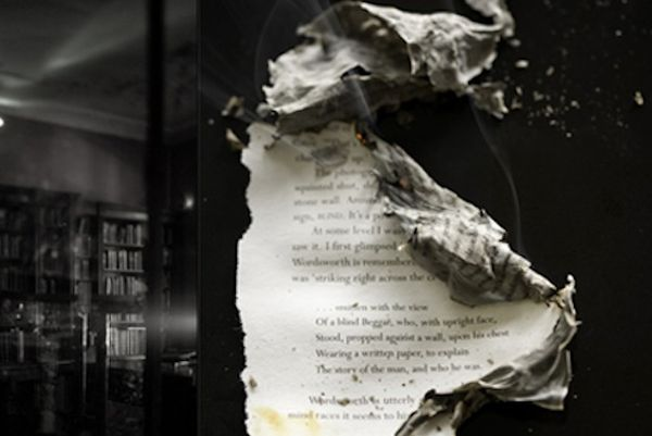 Book-Scented Perfume Exhibits