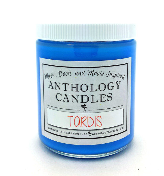 Time Machine-Scented Candles