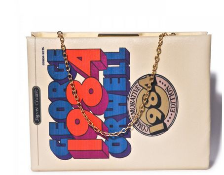 Iconic Book Clutches