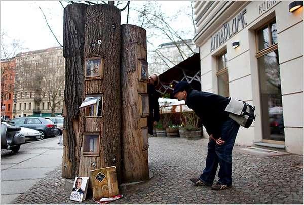 Public Literary Installations