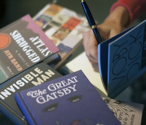 Classic Novel Notebooks