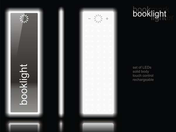 Luminous Bookmarks