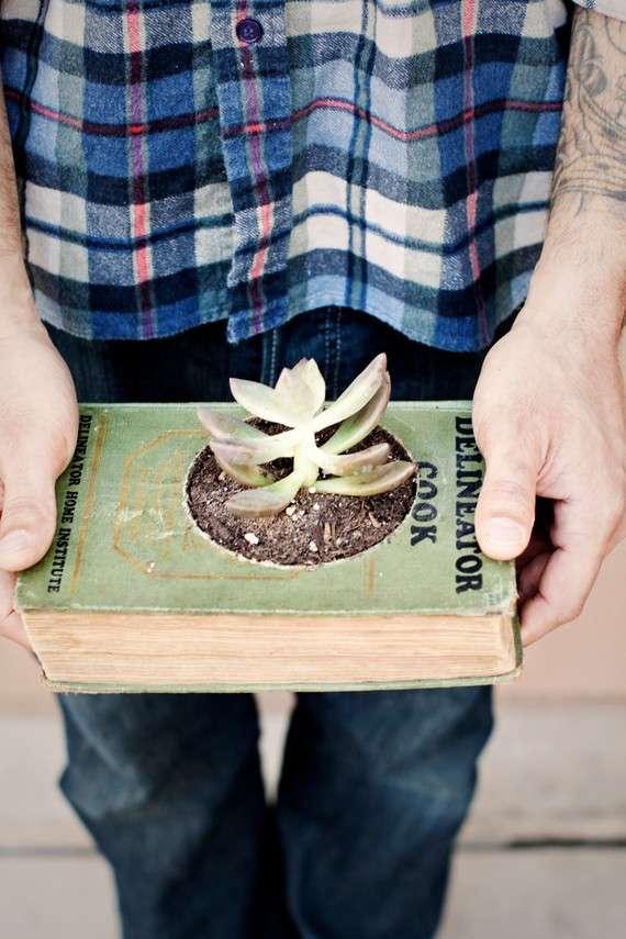 Peculiar Poetic Planters