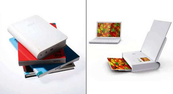 Disguised Compact Printers