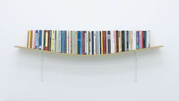 Book Shelf by Daniel Eatock