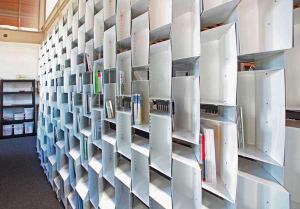 Oblique Boxy Libraries