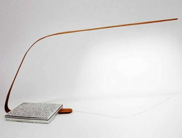 Bookmark Lamp