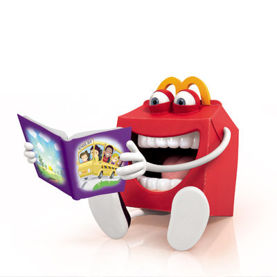 Literary Fast Food Giveaways