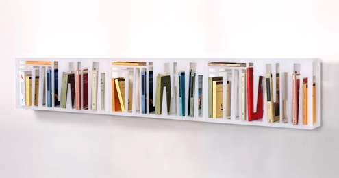 Skewed Slot Shelving