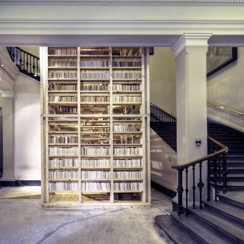 Multi-Story Bookcases