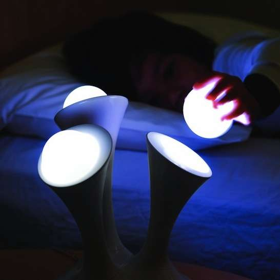 Portable Glowing Balls