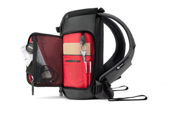 Sharp Photojournalist Knapsacks