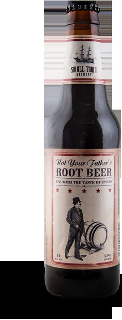 Alcoholic Root Beers
