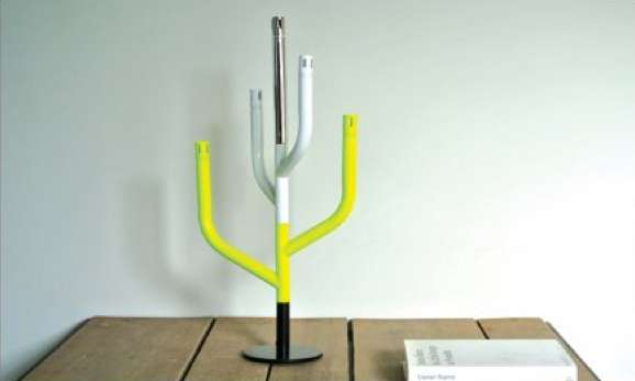 Adaptably Illuminated Candelabras