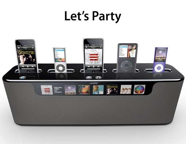 Mega-Mix iDevice Docks
