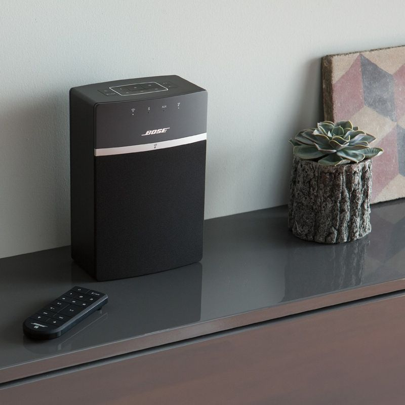 Connected Speaker Systems