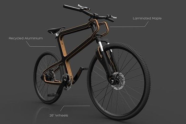 Can-Constructed Bikes
