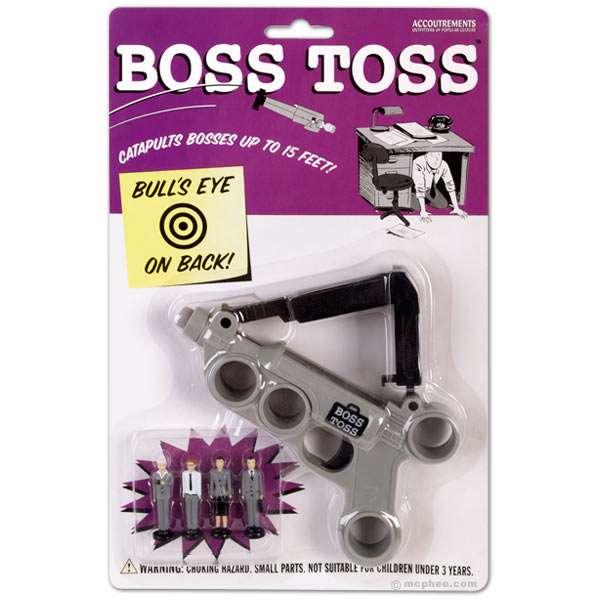 Boss Stress Relief Toys : Guntastic stress relievers boss toss