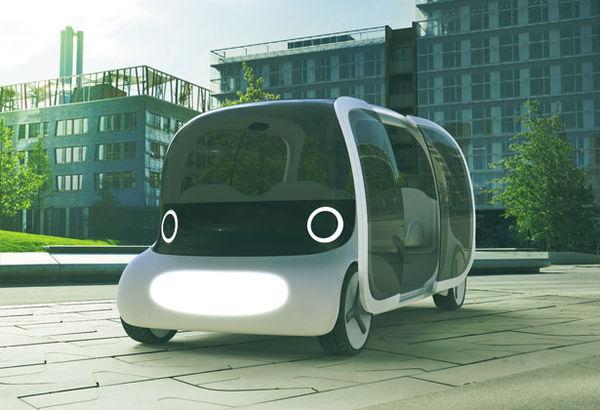 Driverless Commuter Cabs