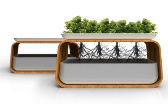 Botanic Hydroponic Furniture