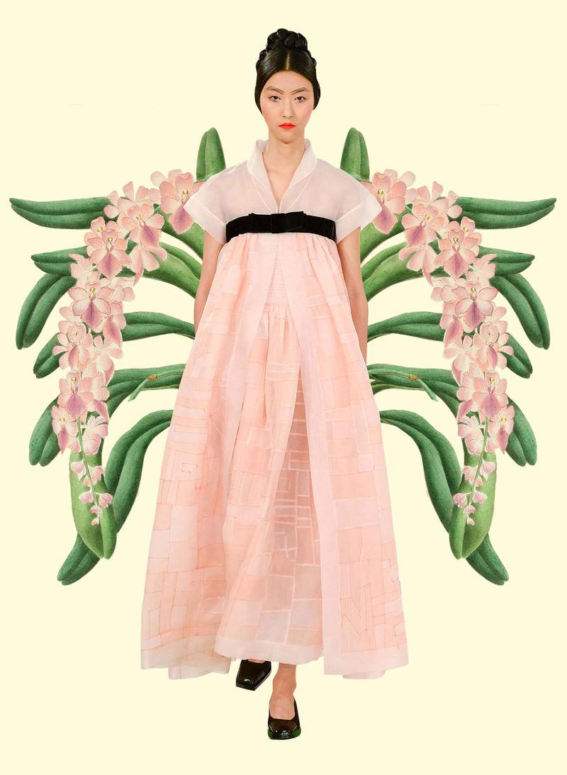 Fashion-Flora Mashups