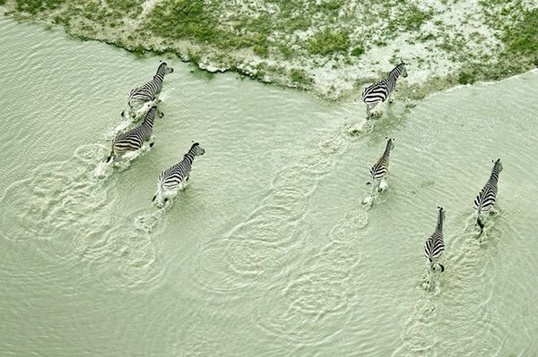 African Aerial Photography
