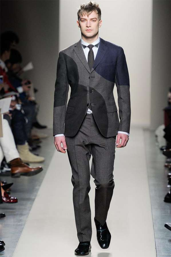 Graphical Menswear Interpretations