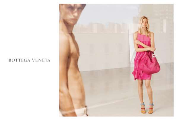 Refreshing Reflective Ads : Bottega Veneta Spring 2012 ...