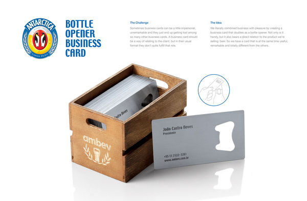 Beer-Lover Business Cards