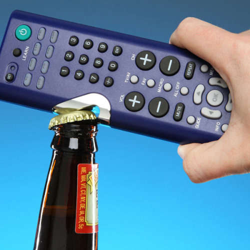 Double Duty Remote Controls