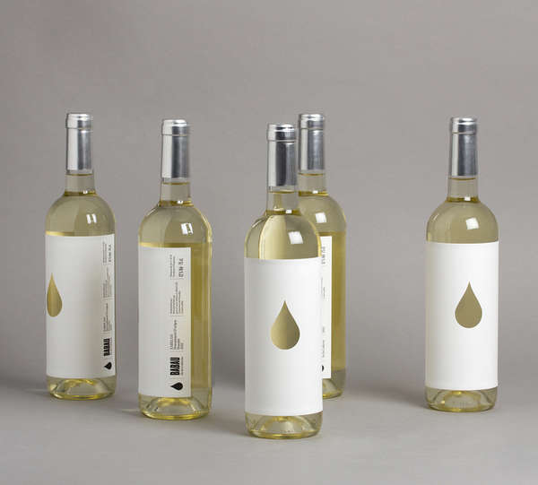 Wordless Wine Packaging