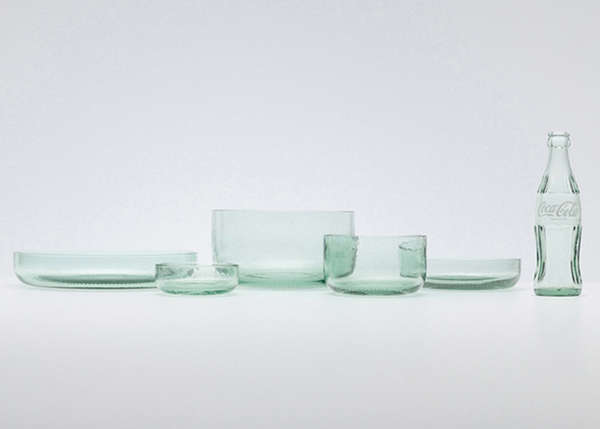 Bottleware by Nendo