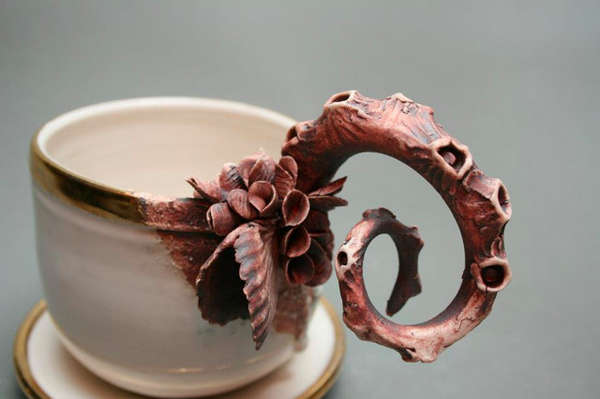 Tentacled Teacup Collections
