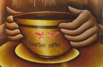 bourbon coffee
