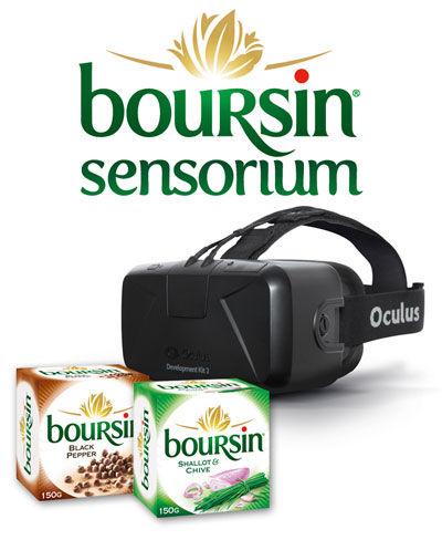 Virtual Reality Flavor Journeys