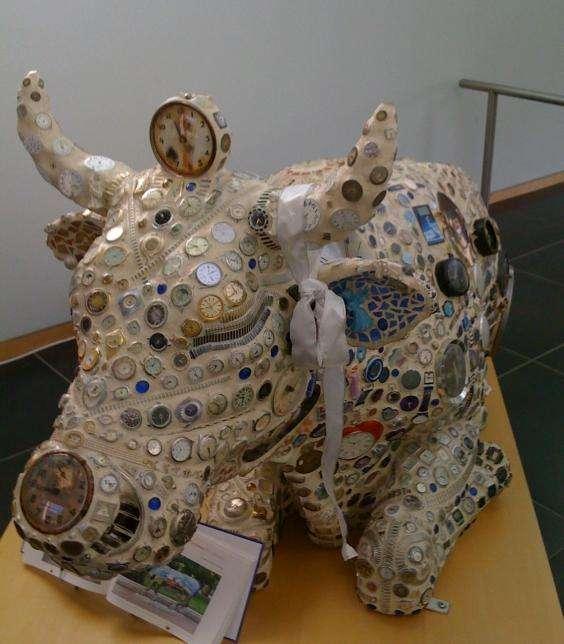 Bovine Eco Art