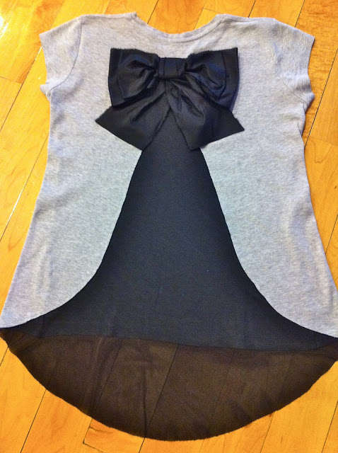 Bow Shirt by Inspiration and Realisation