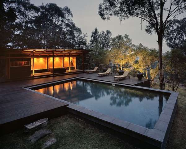 Bowen Mountain House by CplusC Architecture