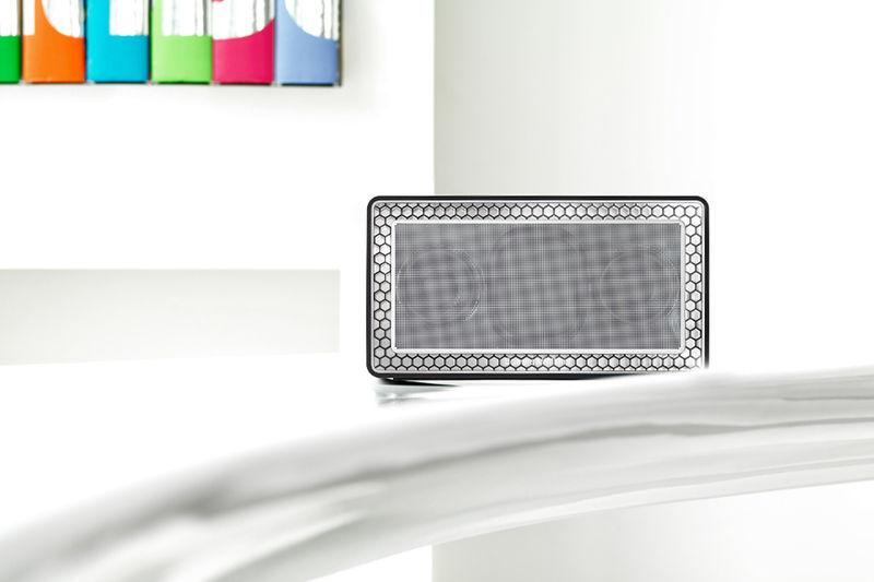 Framed Honeycomb Speakers
