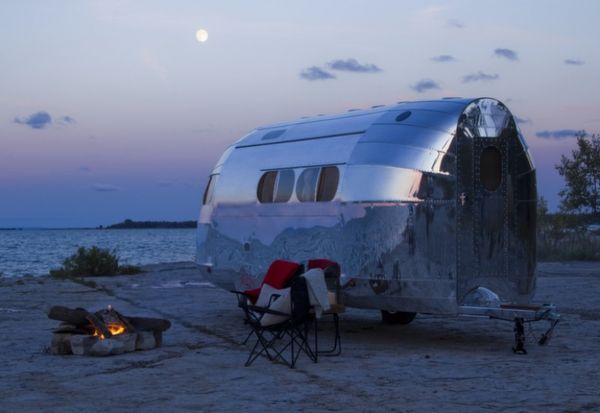 Luxury Aluminum Campers