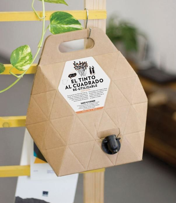 Multifunctional Wine Boxes