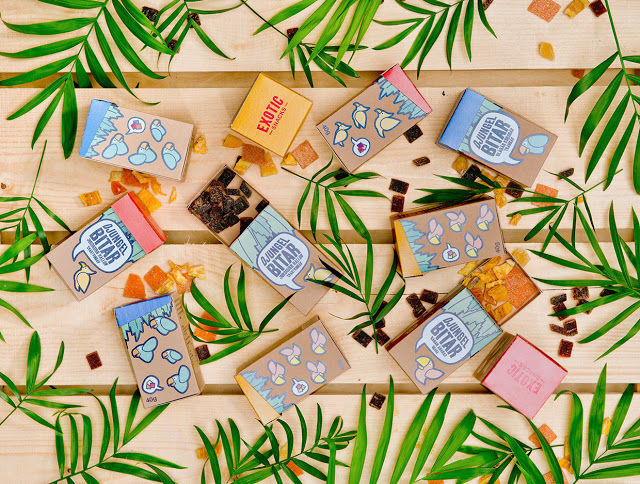 Boxy Snack Packaging