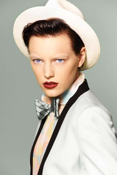 Menswear-Inspired Suit Styles