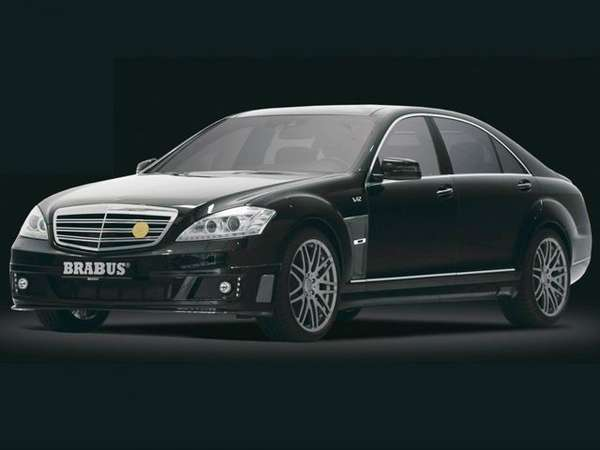 Brabus 60 S Dragon Edition