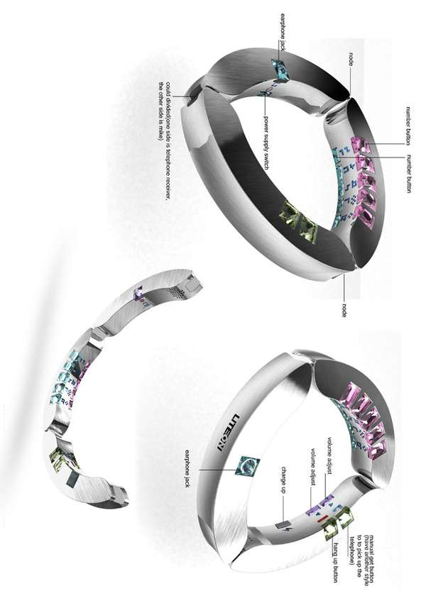 Bracelet Mobile Phone