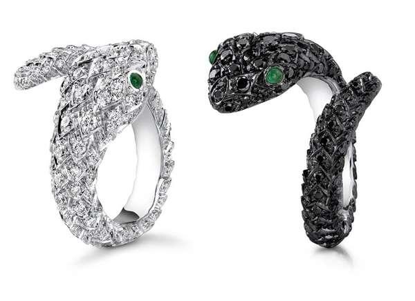 Celebrity Snake Jewelry
