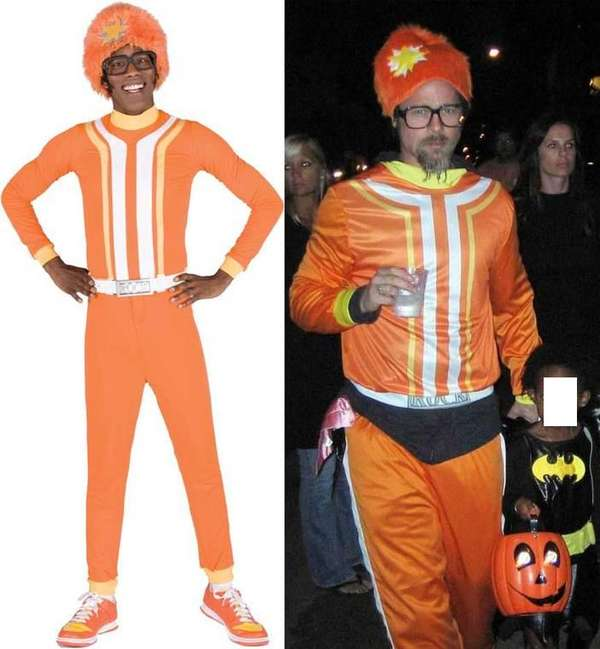 Celeb Q-Tip Costumes
